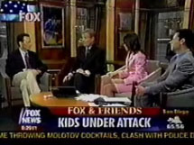 Dr. Jim Taylor on Fox & Friends